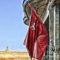 Morocco Flag I by Chuck Kuhn