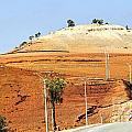 Morocco Landscape I by Chuck Kuhn