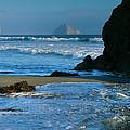 Morro Bay Shoreline II by Steven Ainsworth