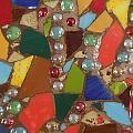 Mosaic Art 1 by Gail Schmiedlin