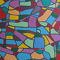 Mosaic Journey by Angelo Thomas