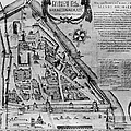 Moscow: Map, 17th Century by Granger
