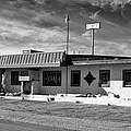 Motel Studios Bw by William Dey