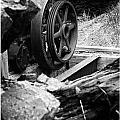 Motherlode Flywheel  by Franklin Jeffers