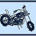Motorbike 1a by Mauro Celotti