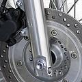 Motorcycle Disc Brake by Tony Craddock