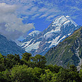 Mount Cook by David Gleeson