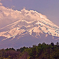 Mount Fuji by David Rucker