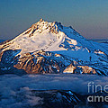 Mount Jefferson by Merrill Beck