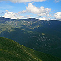 Mount Lafayette From Top Of Cannon Mountain by Nancy Griswold