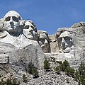 Mount Rushmore by Living Color Photography Lorraine Lynch