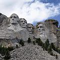 Mount Rushmore National Monument -2 by Paul Cannon