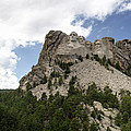 Mount Rushmore National Monument -3 by Paul Cannon