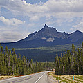 Mount Thielsen by Mick Anderson