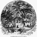 Mount Vernon, 1883 by Granger