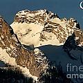 Mountain Christmas Austria Europe by Sabine Jacobs