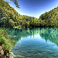 Mountain Lake by Andrea Barbieri
