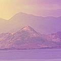 Mountain Morning Sunrise by Ian  MacDonald