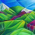 Mountain Range by Tiffany Budd