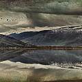 Mountain Reflections by Kym Clarke