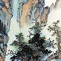 Mountain Retreat by Yolanda Koh