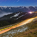 Mountain Road by Higrace Photo