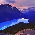 Mountain Scenery by Corey Hochachka