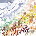 Mountain Side by Vannucci Fine Art