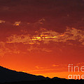Mountain Sunrise by Jon Rossiter