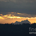 Mountain Sunrise by Tap On Photo