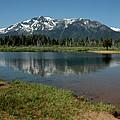 Mountain Tallac Dive In by LeeAnn McLaneGoetz McLaneGoetzStudioLLCcom