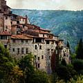 Mountain Village by Terry Pellmar