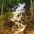 Mountain Waterfall by Jeff Swan