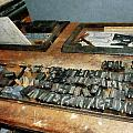 Movable Type by Susan Savad