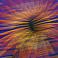 Moving Abstract Lights by Garry Gay