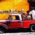 Moving Day Oaxaca by Terry Fiala