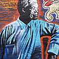Mr. Nelson Mandela by Juergen Weiss