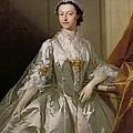 Mrs Wardle by Thomas Frye