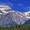 Mt. Robson, British Columbia by Darwin Wiggett
