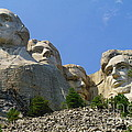 Mt Rushmore by Jeff Swan