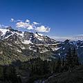 Mt Shuksan by Albert Seger