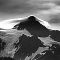 Mt Shuksan Monochrome by Albert Seger