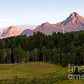 Mt. Sneffles by Steve Stuller