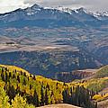 Mt. Wilson by Jennifer Grover
