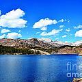 Mtn Lake Bliss by Katie Plies