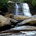 Muddy Creek Falls 2 by Matthew Winn