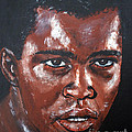 Muhammad Ali Formerly Cassius Clay by Jim Fitzpatrick