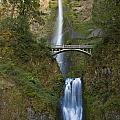 Multnomah Falls 1 by Tim Mulina