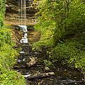 Munising Falls 1 by John Brueske