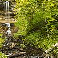 Munising Falls 3 by John Brueske